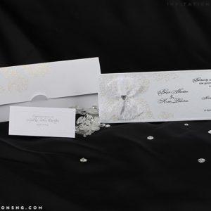 Erdem Kristal Invitation 50668