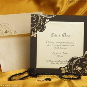 Erdem Kristal Invitation 60225