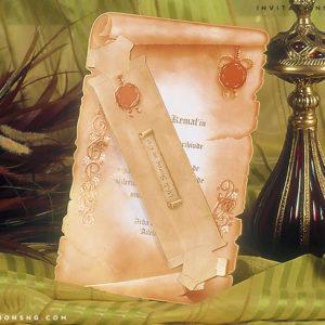 Erdem Kristal Invitation 60339