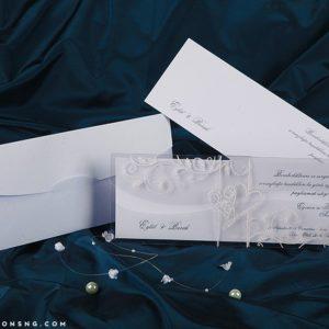 Erdem Kristal Invitation 70719