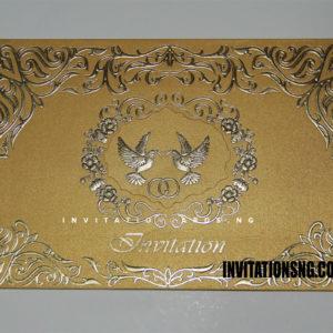 China Invitation 1153Y (S)