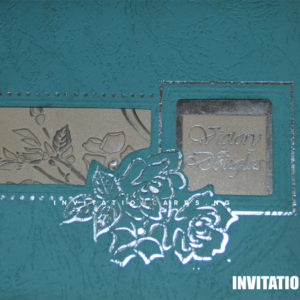 China Invitation FC027(TB)