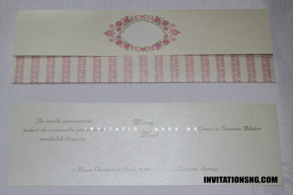 Ezgi Invitation 445